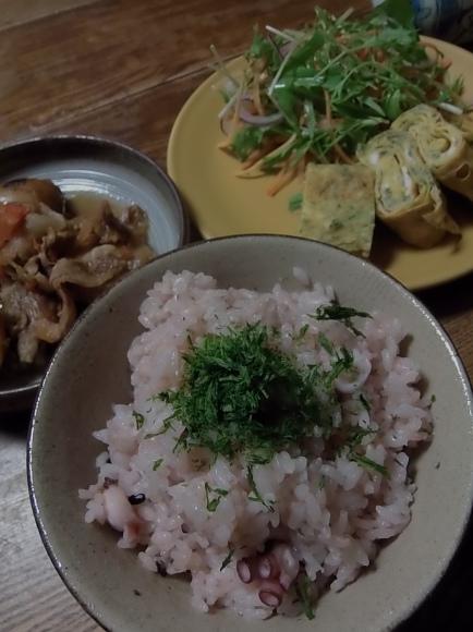 やっぱり「おうちご飯」_a0125419_06505224.jpg