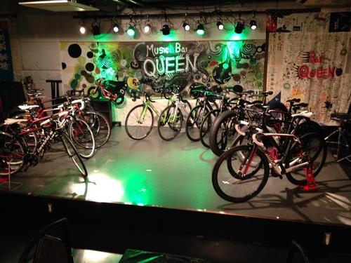 本日のQUEENは「サイクルショップ ユウキ 2015年モデル展示試乗会」です!_d0115919_7484883.jpg