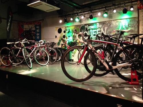 本日のQUEENは「サイクルショップ ユウキ 2015年モデル展示試乗会」です!_d0115919_7491681.jpg
