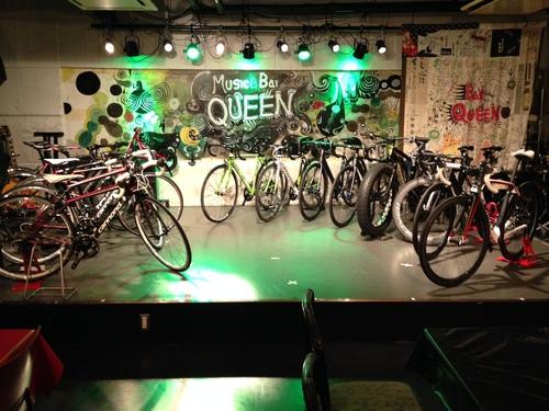 本日のQUEENは「サイクルショップ ユウキ 2015年モデル展示試乗会」です!_d0115919_7494832.jpg