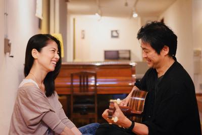 純名里沙&笹子重治 Duo Live in Sajilo @ 軽井沢_b0140723_23105451.jpg