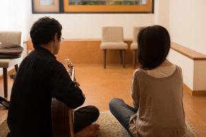 純名里沙&笹子重治 Duo Live in Sajilo @ 軽井沢_b0140723_2323314.jpg