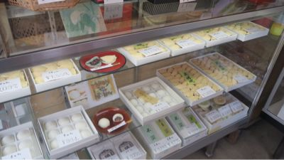 京菓子司    松楽_c0223630_1905894.jpg