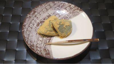 京菓子司    松楽_c0223630_191456.jpg