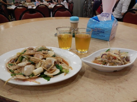 2014年8月香港&台北旅行⑪ 遼寧街夜市へ_e0052736_00055169.jpg