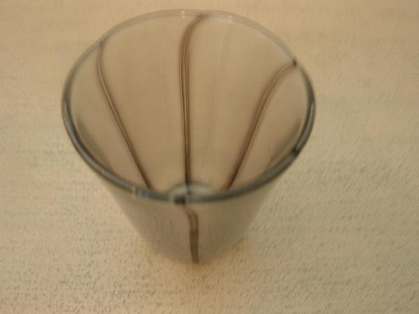 朱色の酒器 ガラスの片口とぐいのみ_b0132442_18335403.jpg