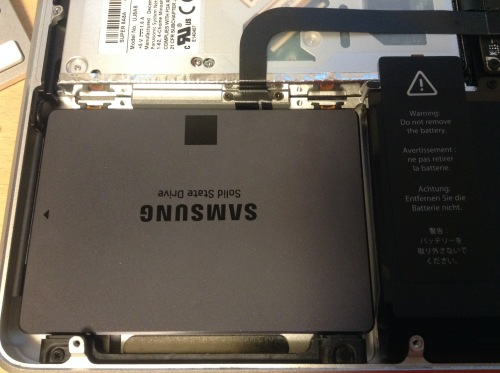 【MAC】MacBook Pro 故障!→SSD換装_f0240642_00302864.jpg