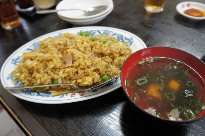 中華という食事処@正華 練馬_a0177651_11453163.jpg