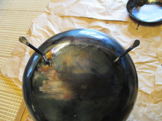鉄フライパンの、蓮はパン_e0292359_9565537.jpg