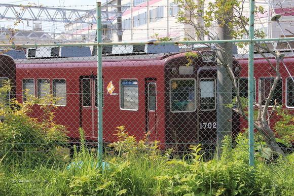 阪急正雀レポ 8042F 定期メンテ_d0202264_1244679.jpg