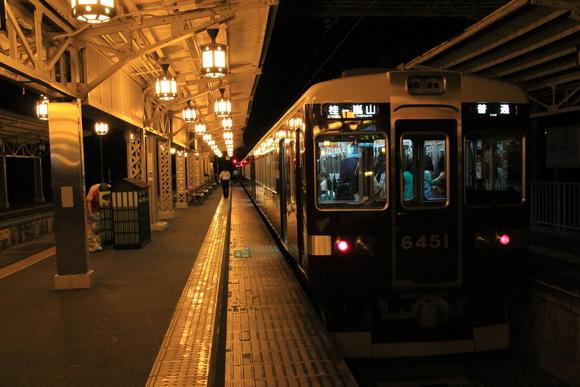 阪急嵐山駅 6351F_d0202264_2229343.jpg