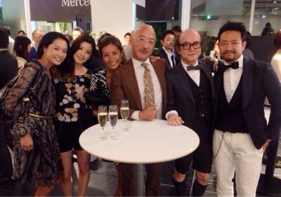 STRASBURGO ×GQ JAPAN    MOST STYLISH MAN SEARCH 2014_c0151965_1652267.jpg