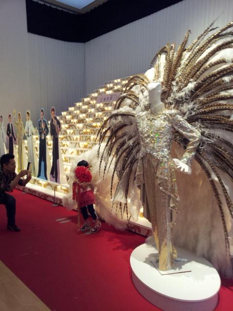 ◆OH~♪~タカラヅカ~~♪・・『宝塚歌劇100年展』_e0154682_19505315.jpg