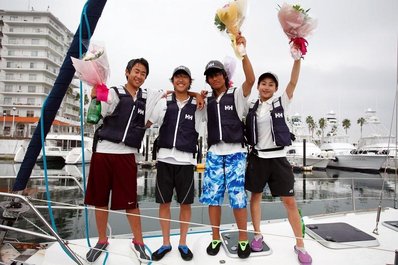 大島チャレンジ報告会_d0073005_1754043.jpg