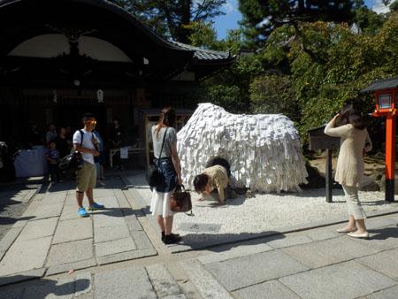 安井金毘羅宮 櫛祭り_e0048413_17251672.jpg