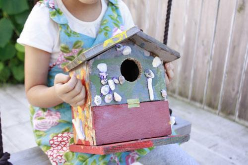 鳥の巣箱作り_f0208315_9314228.jpg