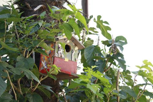 鳥の巣箱作り_f0208315_9321650.jpg
