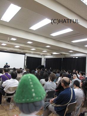 ノッポさん 小学校PTA講演会で♪_a0099166_4212195.jpg