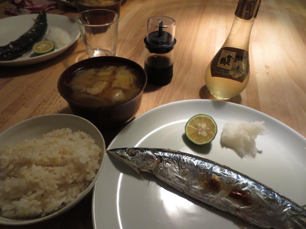 秋刀魚(さんま)の季節_c0310571_09424846.jpg