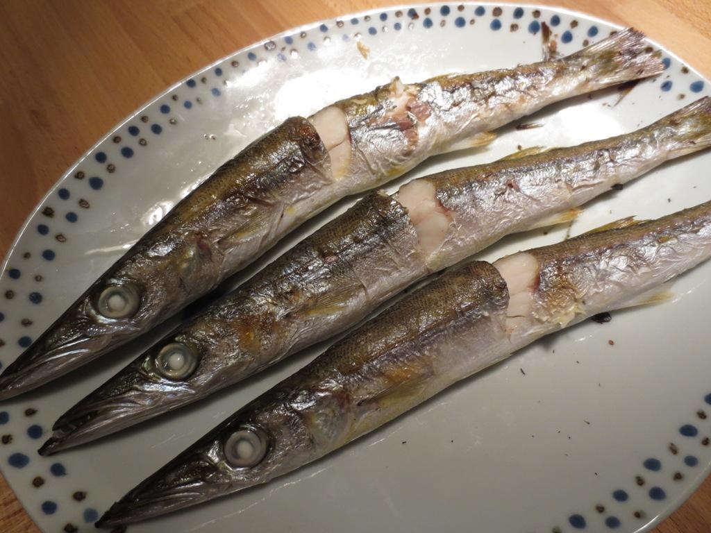 秋刀魚(さんま)の季節_c0310571_09442271.jpg
