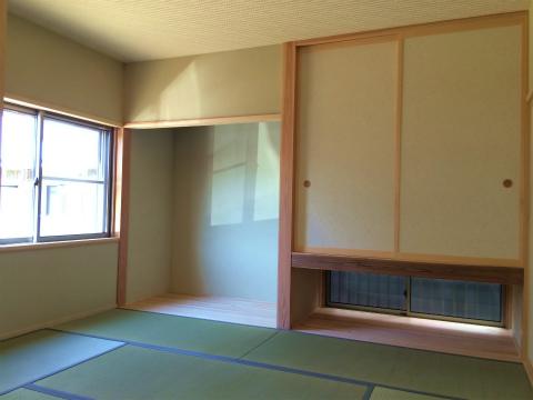 高丘西 Wさんの家 ★クリーニング工事、内装工事、給排水工事_d0205883_168265.jpg