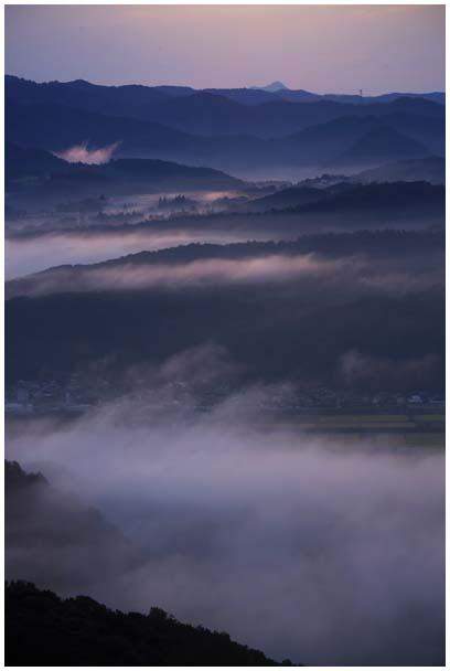 大撫山の朝霧_d0272207_18291288.jpg