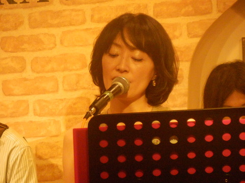 9/21『LIVE PARTY』_f0076907_16534493.jpg