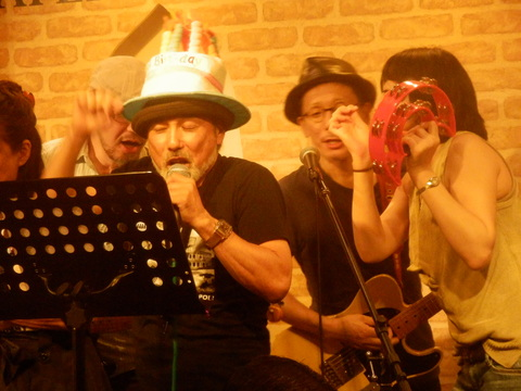 9/21『LIVE PARTY』_f0076907_16545337.jpg