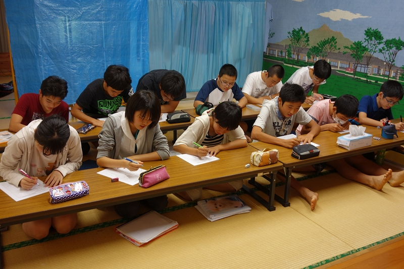 2014年宮崎夏合宿の写真-かかし館 後編 -_d0116009_7221835.jpg