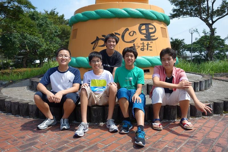 2014年宮崎夏合宿の写真-かかし館 後編 -_d0116009_7392448.jpg