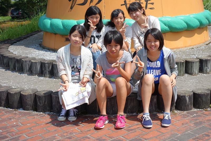 2014年宮崎夏合宿の写真-かかし館 後編 -_d0116009_7412846.jpg