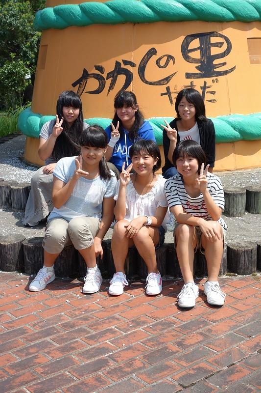2014年宮崎夏合宿の写真-かかし館 後編 -_d0116009_7423052.jpg