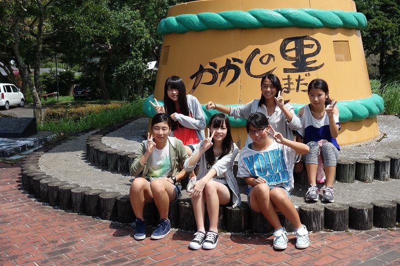 2014年宮崎夏合宿の写真-かかし館 後編 -_d0116009_7425675.jpg