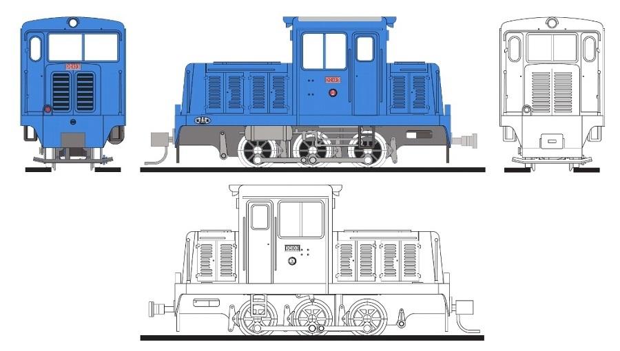 【第10回】記念製品 仙北鉄道DC103 車体エッチング板 _a0100812_18353716.jpg