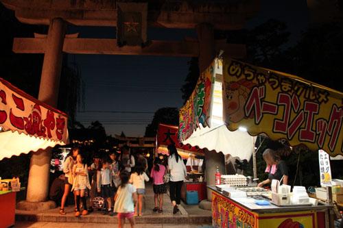 晴明神社 宵宮で湯立て神事_e0048413_18304071.jpg