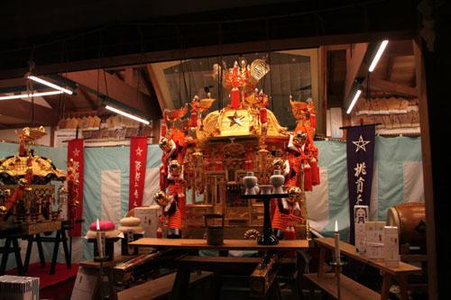 晴明神社 宵宮で湯立て神事_e0048413_18311990.jpg