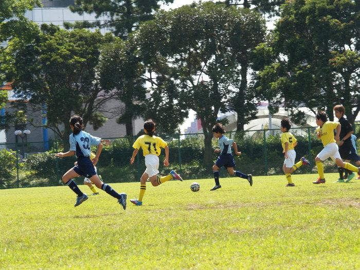 KCFA/U-11リーグ(5年生) _a0109316_2222127.jpg