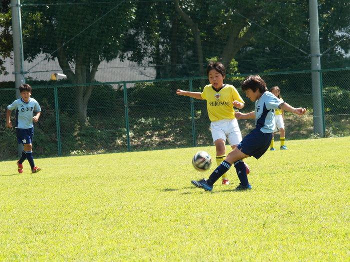 KCFA/U-11リーグ(5年生) _a0109316_2222365.jpg