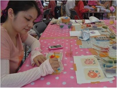 An article on Pink Dot Okinawa _a0137527_1449935.jpg