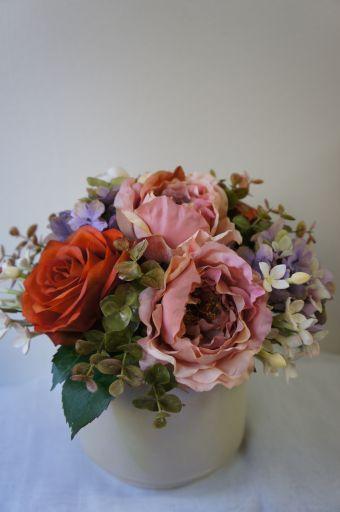 贈り物のお花~生花で、アーティフィシャルで、_f0155431_21151593.jpg