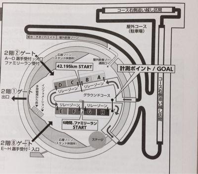 アクトス6時間リレーマラソン2014 in ナゴヤドーム_a0260034_20253583.jpg