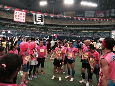 アクトス6時間リレーマラソン2014 in ナゴヤドーム_a0260034_20253659.jpg