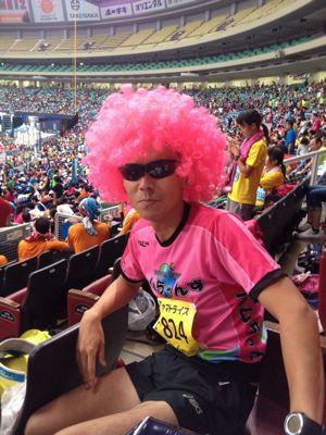 アクトス6時間リレーマラソン2014 in ナゴヤドーム_a0260034_21225016.jpg