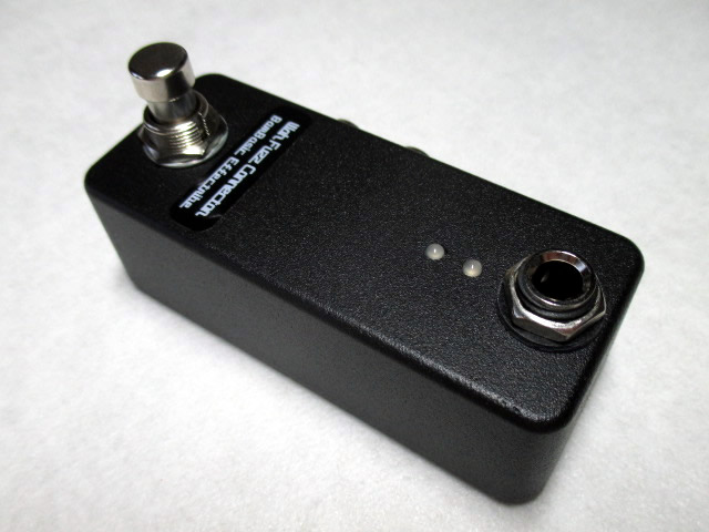 BamBasic : Wah Fuzz Connector A/B_f0186957_892145.jpg