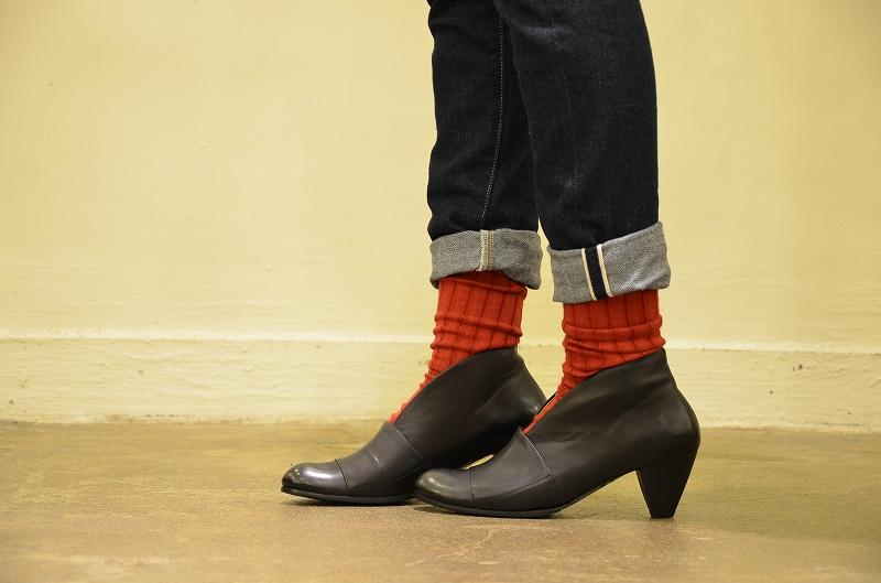 今年のChausser(ショセ)のブーツは・・・*゜_a0256162_19493962.jpg