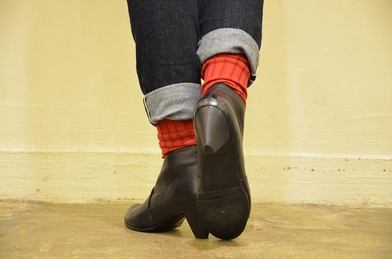 今年のChausser(ショセ)のブーツは・・・*゜_a0256162_19494793.jpg