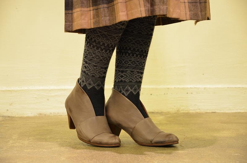 今年のChausser(ショセ)のブーツは・・・*゜_a0256162_19495108.jpg