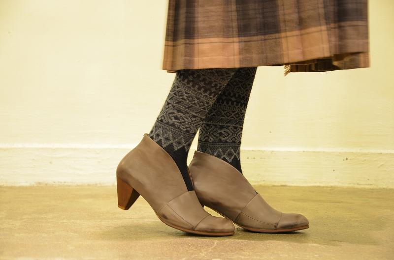 今年のChausser(ショセ)のブーツは・・・*゜_a0256162_19495591.jpg