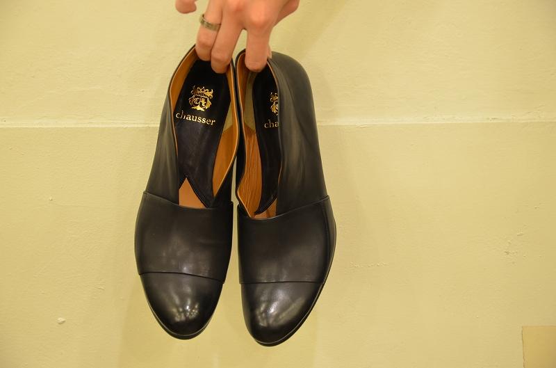 今年のChausser(ショセ)のブーツは・・・*゜_a0256162_19495920.jpg