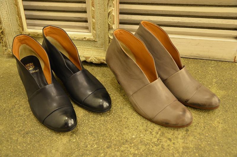 今年のChausser(ショセ)のブーツは・・・*゜_a0256162_19500316.jpg